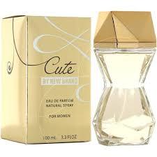 New Brand Cute Femme Eau de Parfum Feminino
