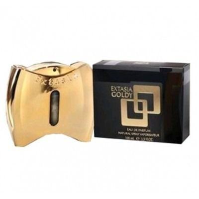 New Brand Extasia Goldy Eau de Parfum Feminino