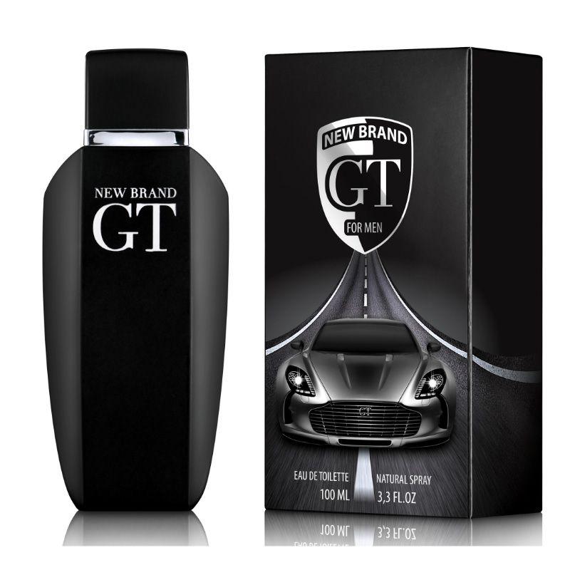 New Brand GT For Men Eau de Toilette Masculino