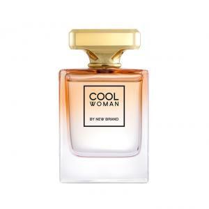 New Brand Prestige Cool Woman Eau de Parfum Feminino