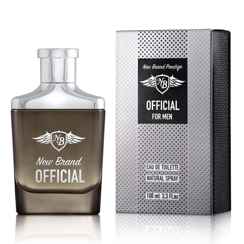 New Brand Prestige Official Eau de Toilette Masculino