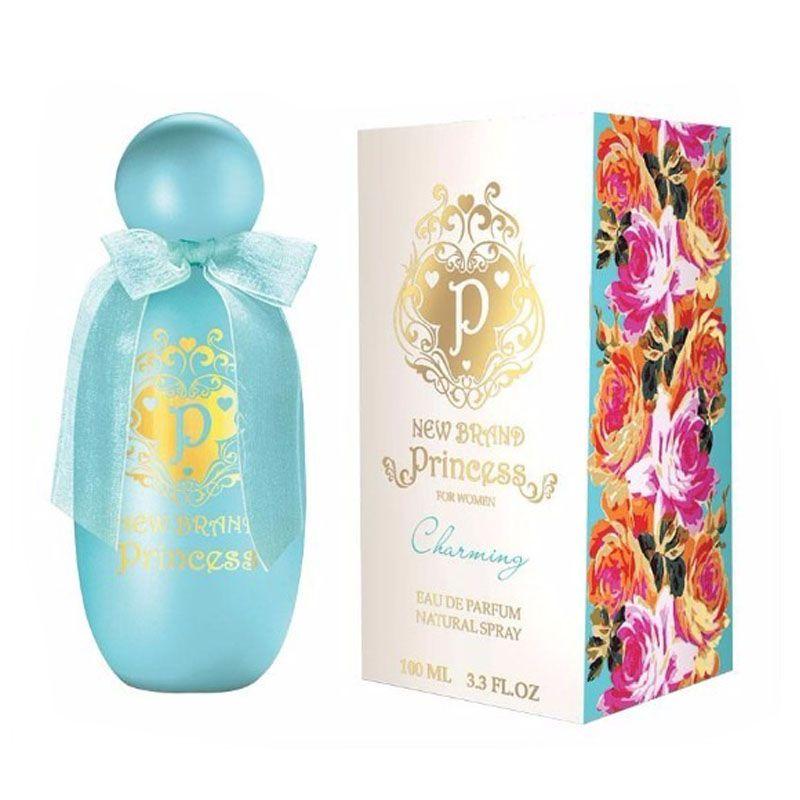 New Brand Prestige Princess Charming Eau de Parfum Feminino