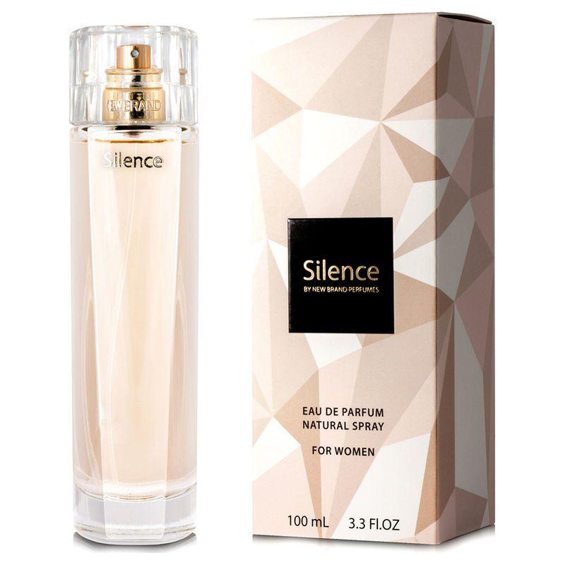 New Brand Silence Eau de Parfum Feminino