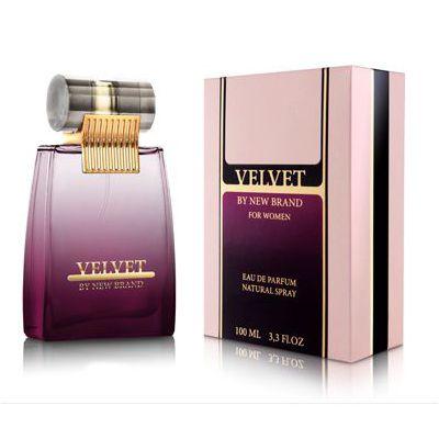 New Brand Velvet Femme Eau de Parfum Feminino