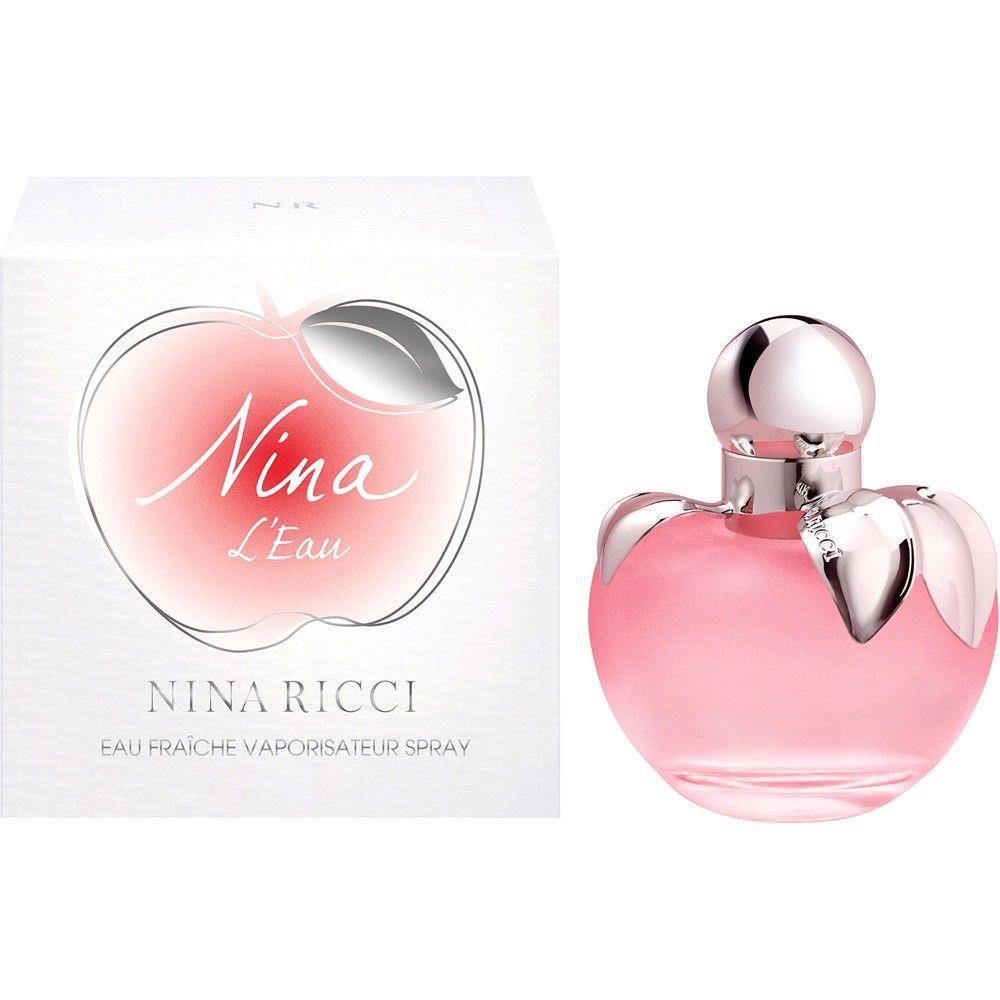 Nina Ricci L Eau Fraiche Feminino