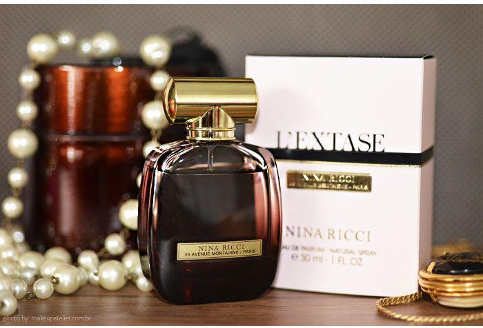 Nina Ricci L Extase Eau de Parfum Feminino