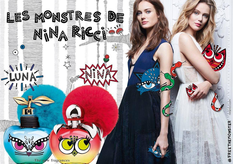 Nina Ricci Les Monstres Luna Eau de Toilette Feminino