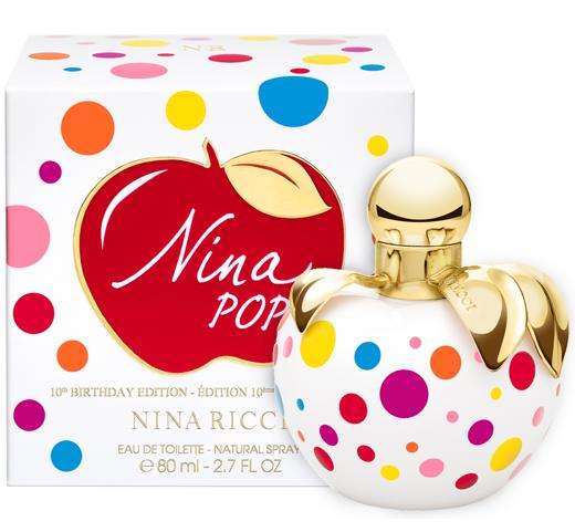 Nina Ricci Nina Pop Eau de Toilette Feminino