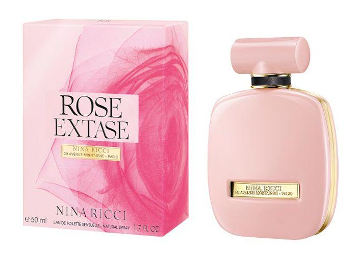 Nina Ricci Rose Extase Eau de Toilette Feminino
