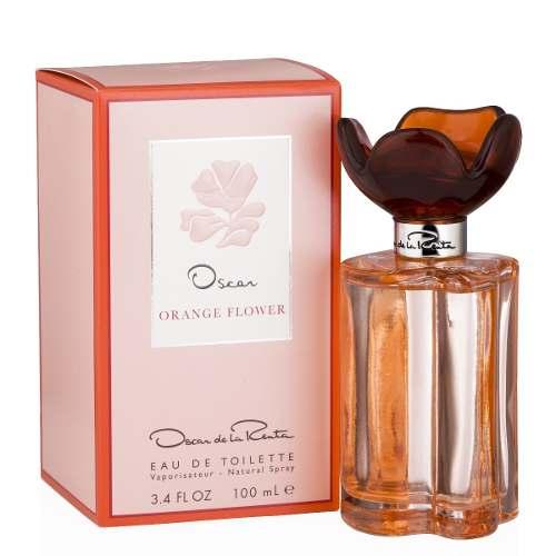 Oscar De La Renta Orange Flower Eau de Toilette Feminino