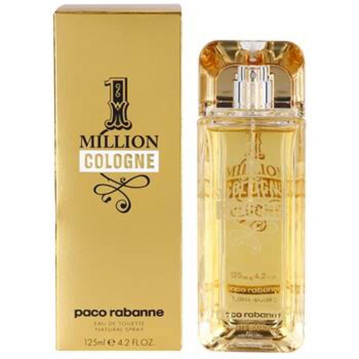 1 Million Cologne Paco Rabanne Eau de Toilette Perfume Masculino