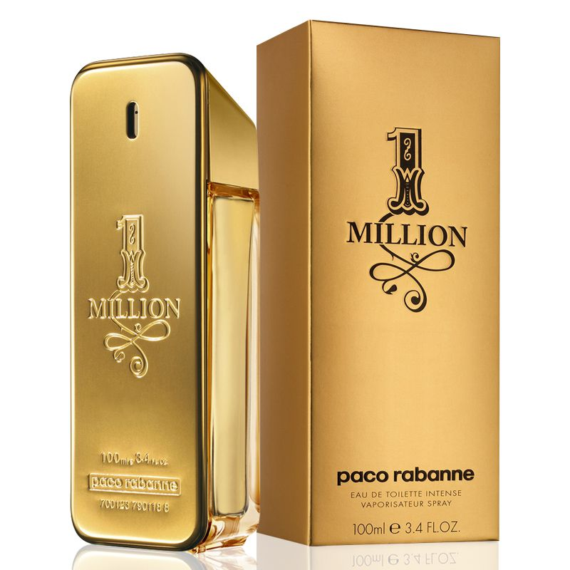 1 Million Paco Rabanne Eau de Toilette Perfume Masculino