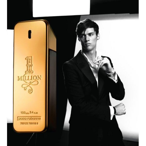 Paco Rabanne 1 Million Eau de Toilette Masculino