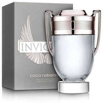 Invictus Paco Rabanne Eau de Toilette Perfume Masculino