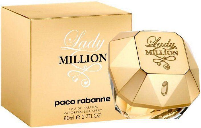 Lady Million Paco Rabanne Eau de Parfum Perfume Feminino