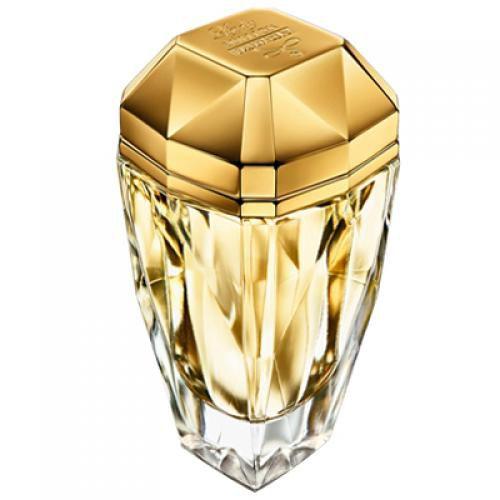 Lady Million Eau My Gold Paco Rabanne Eau de Toilette Perfume Feminino