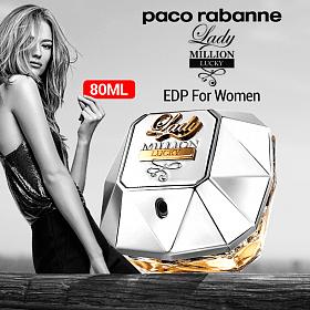 Lady Million Lucky Paco Rabanne Eau de Parfum Perfume Feminino