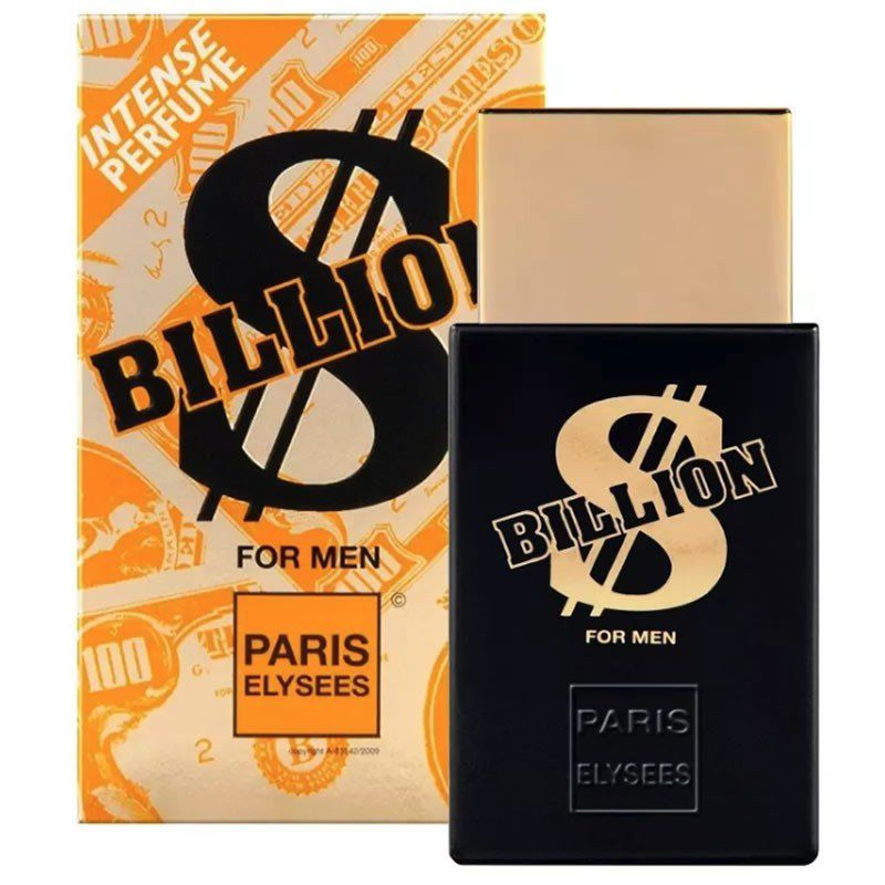 Paris Elysees Billion For Men Eau de Toilette Masculino