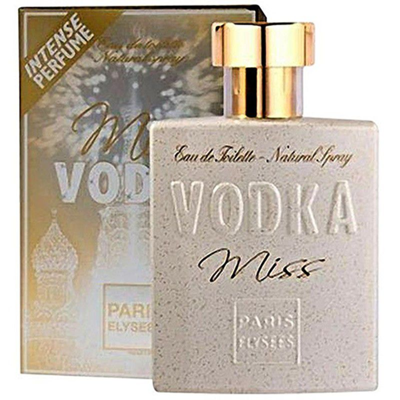 Paris Elysees Vodka Miss Eau de Toilette Feminino