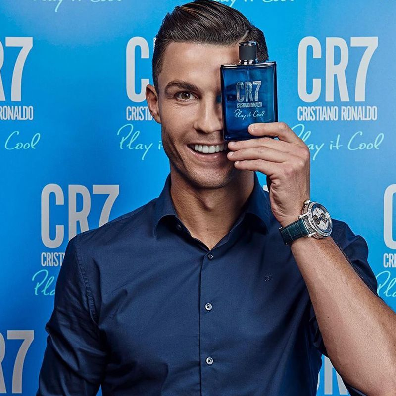 Play It Cool Cristiano Ronaldo Eau de Toilette Perfume Masculino