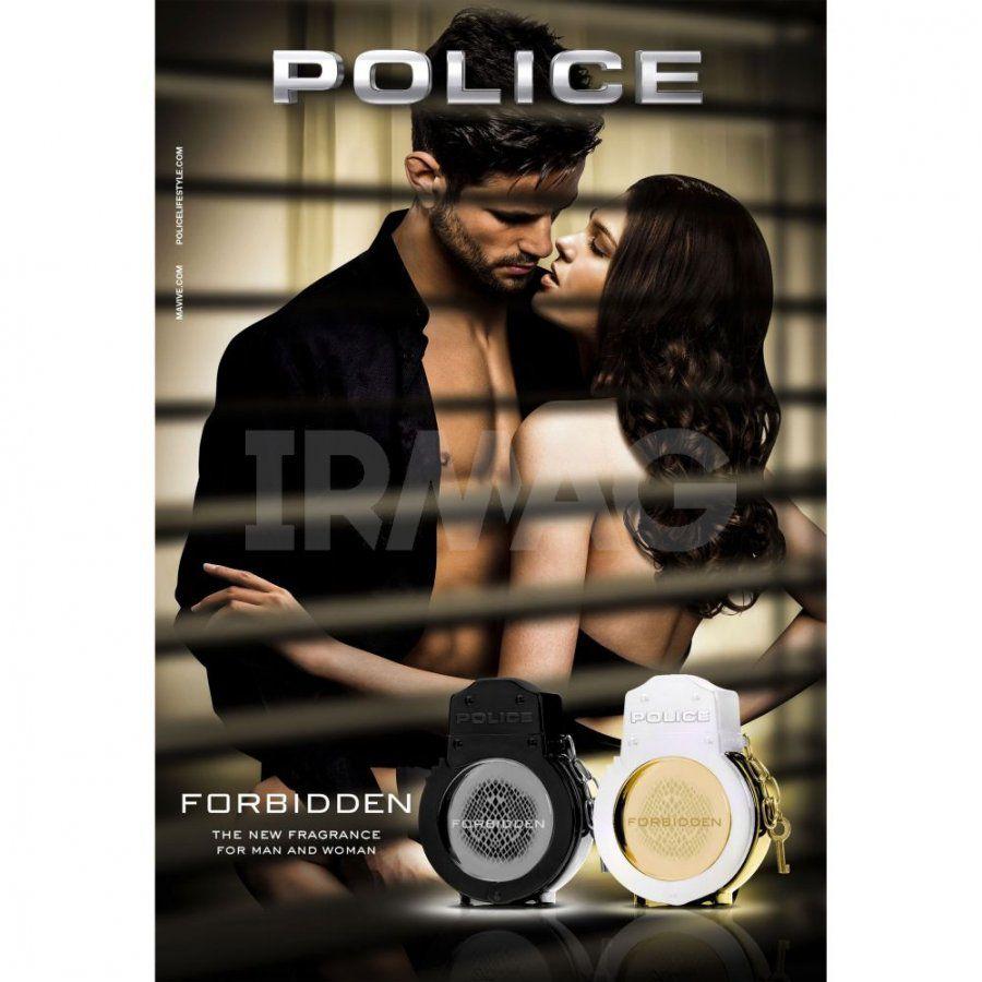 Police The Sinner Forbidden for Man Eau de Toilette Masculino
