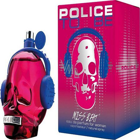 Police To Be Miss Beat Eau de Parfum Feminino