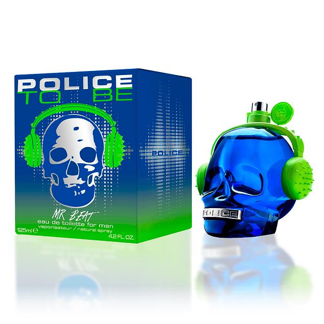 Police To Be Mr Beat Eau de Toilette Masculino