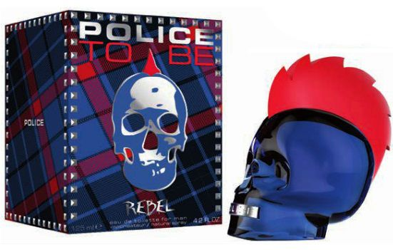 Police To Be Rebel Eau de Toilette Masculino