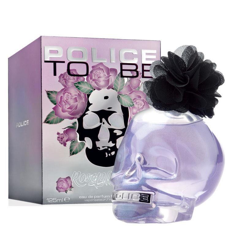 Police To Be Rose Blossom Eau de Parfum Feminino