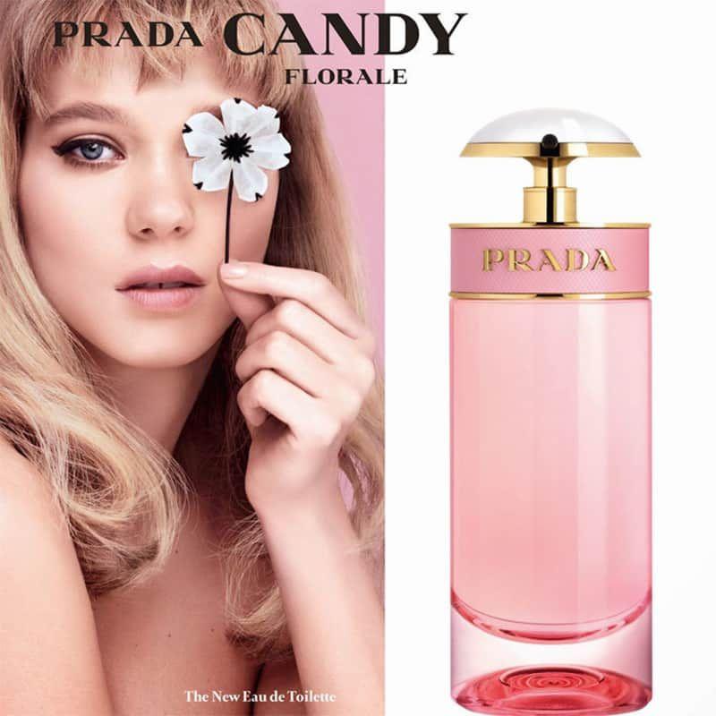 Candy Florale Prada Eau de Toilette Perfume Feminino
