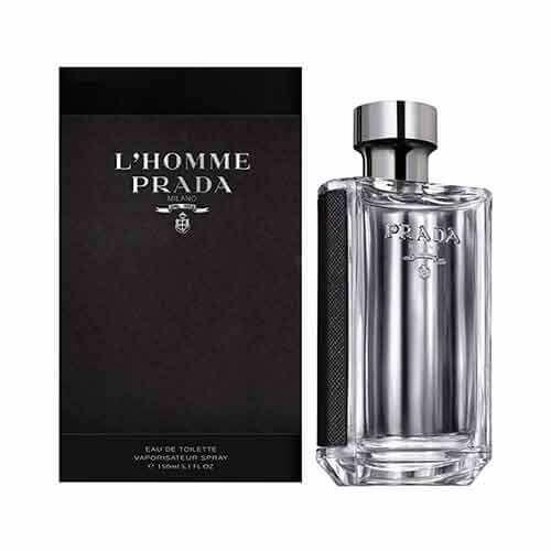 L Homme Prada Eau de Toilette Perfume Masculino