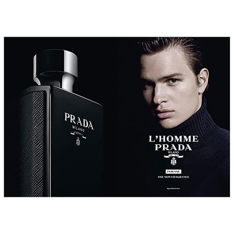 L Homme Intense Prada Eau de Parfum Perfume Masculino