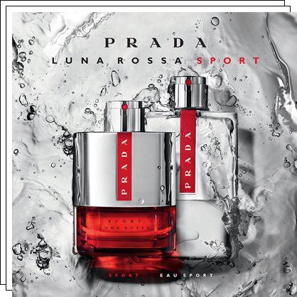 Luna Rossa Sport Prada Eau de Toilette Perfume Masculino