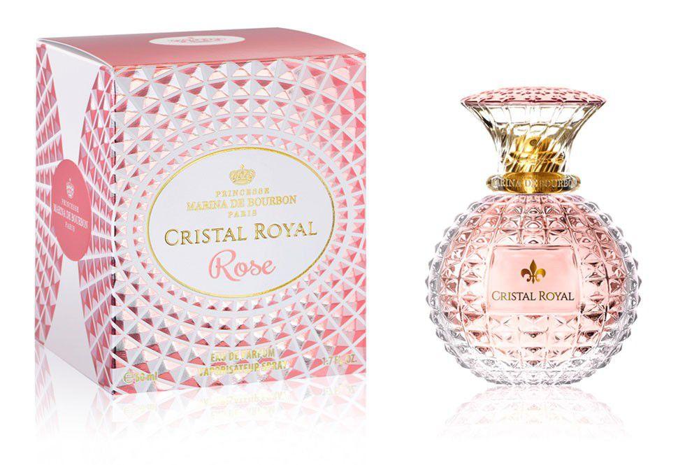 Princesse Marina de Bourbon C Royal Rose Eau de Parfum Feminino