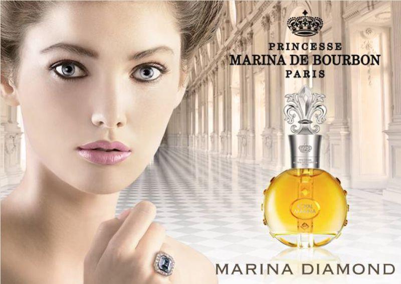 Princesse Marina de Bourbon Royal Diamond Eau de Parfum Feminino