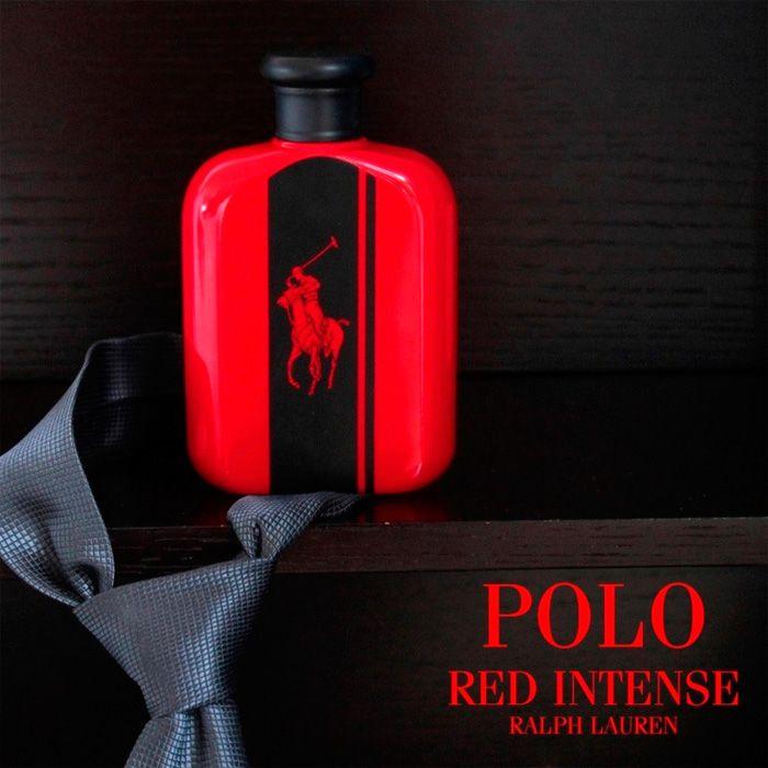 Polo Red Intense Ralph Lauren Eau de Parfum Perfume Masculino
