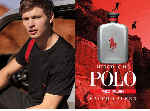 Ralph Lauren Polo Red Rush Eau de Toilette Masculino