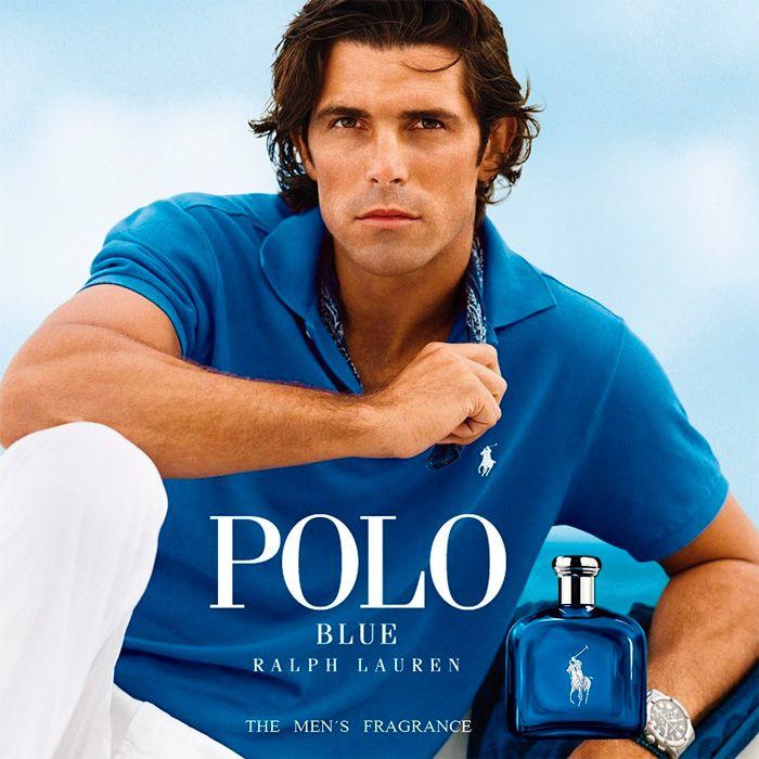 Polo Blue Ralph Lauren Eau de Toilette Perfume Masculino