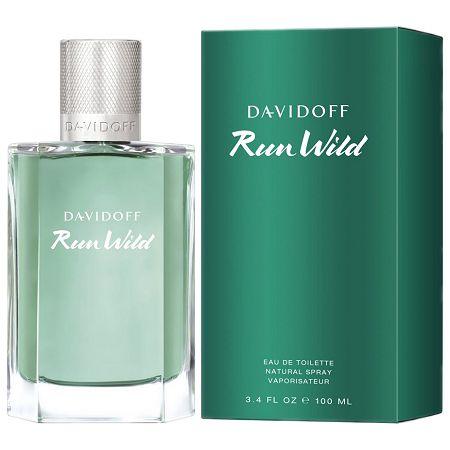 Run Wild Davidoff Eau de Toilette Perfume Masculino