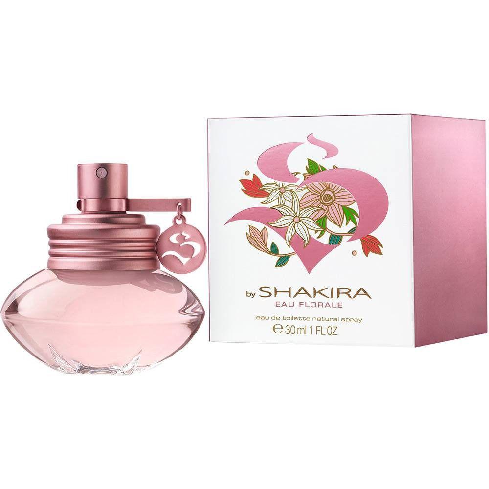 S by Shakira  Eau Florale Eau de Toilette Feminino