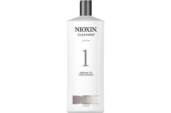 Shampoo Cleanser NIOXIN N°1 1L