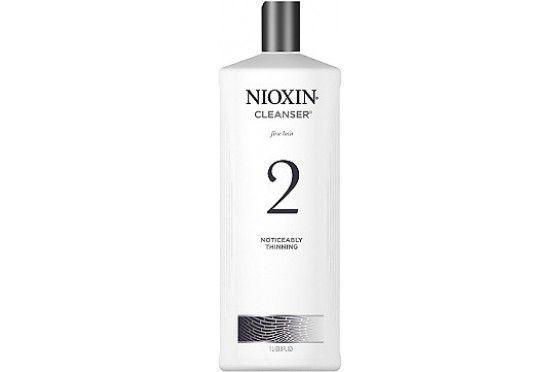 Shampoo Cleanser NIOXIN N°2 1L