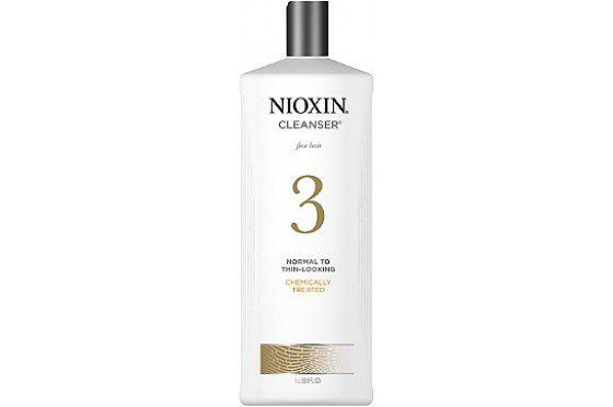 Shampoo Cleanser NIOXIN N°3 1L