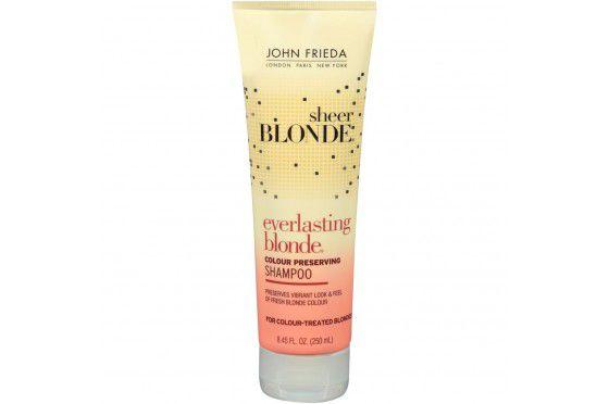Shampoo John Frieda Sheer Blonde Highlight Activating 250 ml