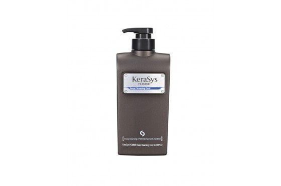 Shampoo Kerasys Homme Deep Ceansing Cool 550ml