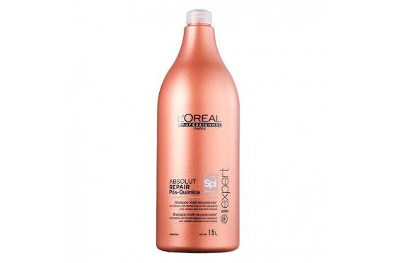 Shampoo L Oreal Absolut Repair Pos Quimica 1500ml