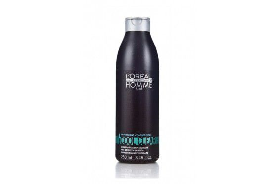 Shampoo L Oreal Homme Cool Clear 250ml