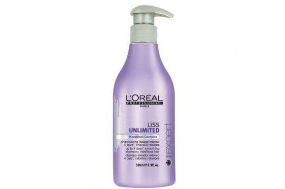 Shampoo L Oreal Professionnel Liss Unlimited 500 ml