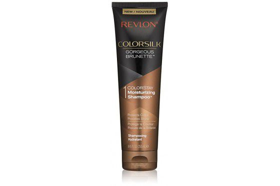 Shampoo Revlon Colorsilk Castanhos 250ml
