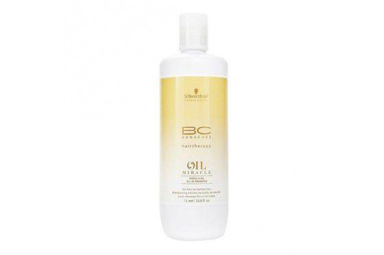 Shampoo Schwarzkopf Bonacure Miracle Marula Oil 1L